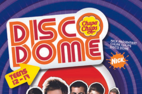 Disco Dome - Logo