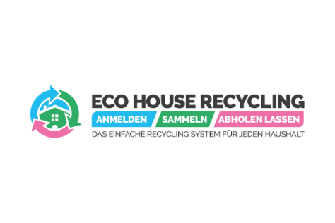 Eco House Recycling - Logo